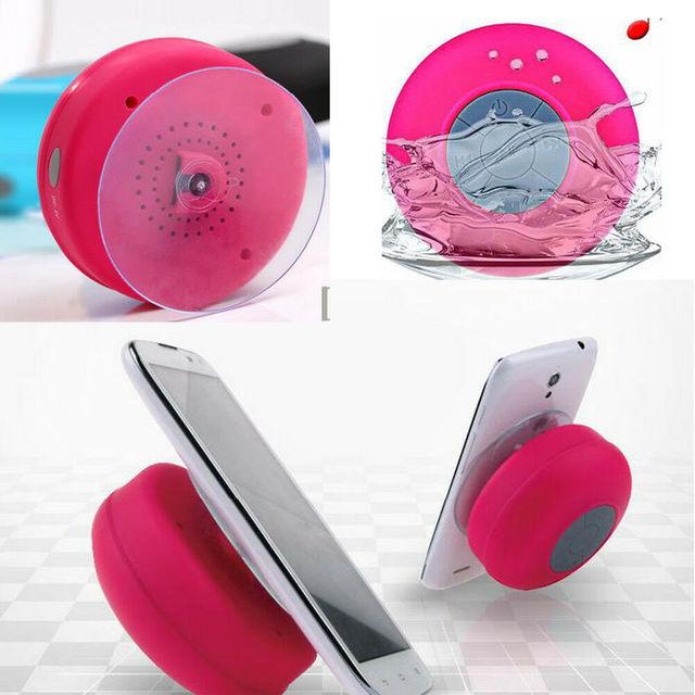 Bluetooth Shower Speaker Waterproof 3