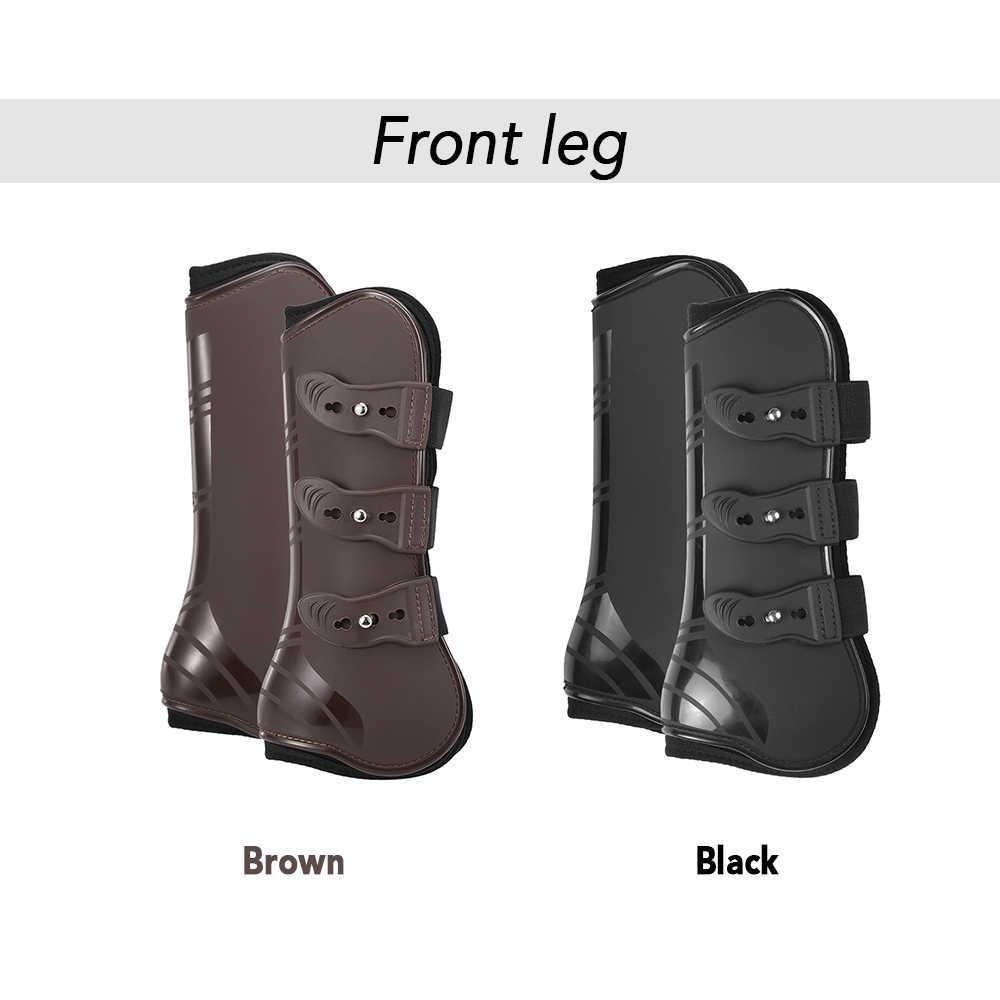 Регулируемые конные Передние Задние ноги сапоги конные задние передние Защита ног конные сухожилия защита конные косички Скоба ноги сапоги