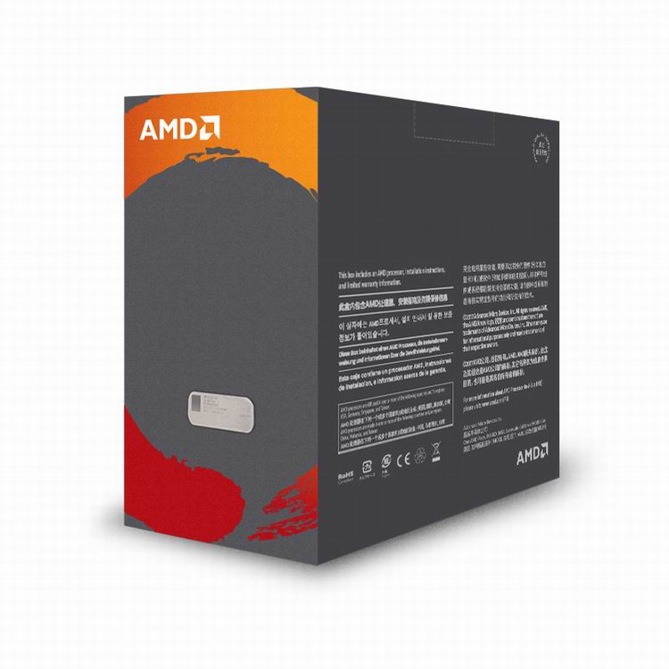 AMD Ryzen R5 1600X CPU Original Processor 6Core 12Threads AM4 3.6GHz TDP 95W 19MB Cache 14nm DDR4 Desktop YD160XBCM6IAE-in CPUs from Computer & Office    3