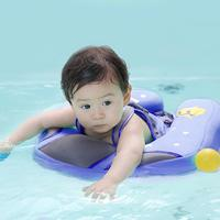 Solid Baby Swimming Ring Floating Children Waist No Need Inflatable Floats Swimming Pool Toy For Bathtub Swim Trainer