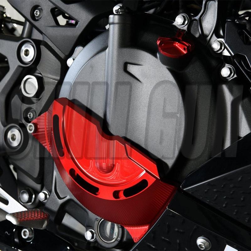 Motorcycle Engine Stator Cover Protector Guard for KAWSAKI Ninja400 2017 2018