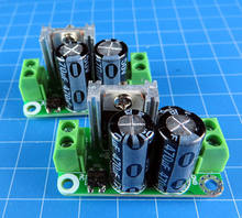 Module d'alimentation à régulation unique DC 5 V 9 V 12 V 15 V 24 V carte filtrante de redresseur 7805/7809/7812/7815/1A pour amplificateur audio(China)