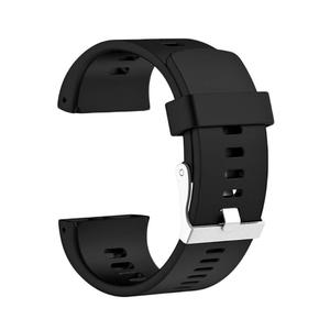 Image 4 - ALLOYSEED Silicone Replacement Wrist Watch Band for Polar V800 Smart Bracelet with Tool Smart watch Strap for Men Women 18.5cm