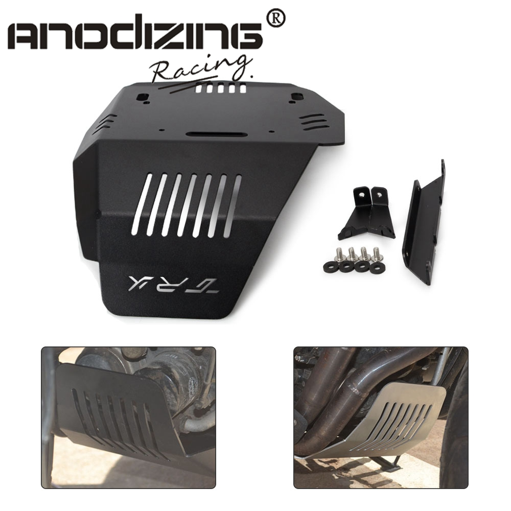 Motorcycle Accessories Skid Plate Engine Guard Chassis Protection Cover For Benelli TRK502 TRK520X Jinpeng TRK 502