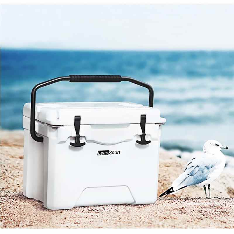 XIAOMI Leao 25QT 22.5L Outdoor Car Picnic Incubator Storage Box Portable Refrigeration Box For Outdoor Travel Car Boat Truck