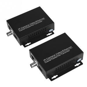 Image 5 - 1 ペアイーサネットipエクステンダー同軸hdネットワークキットeoc上同軸ケーブル伝送のセキュリティcctvカメラ