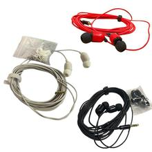 In-Ear Headset With Microphone Wired Earphone 3 Meters Long In-Ear Earbuds With