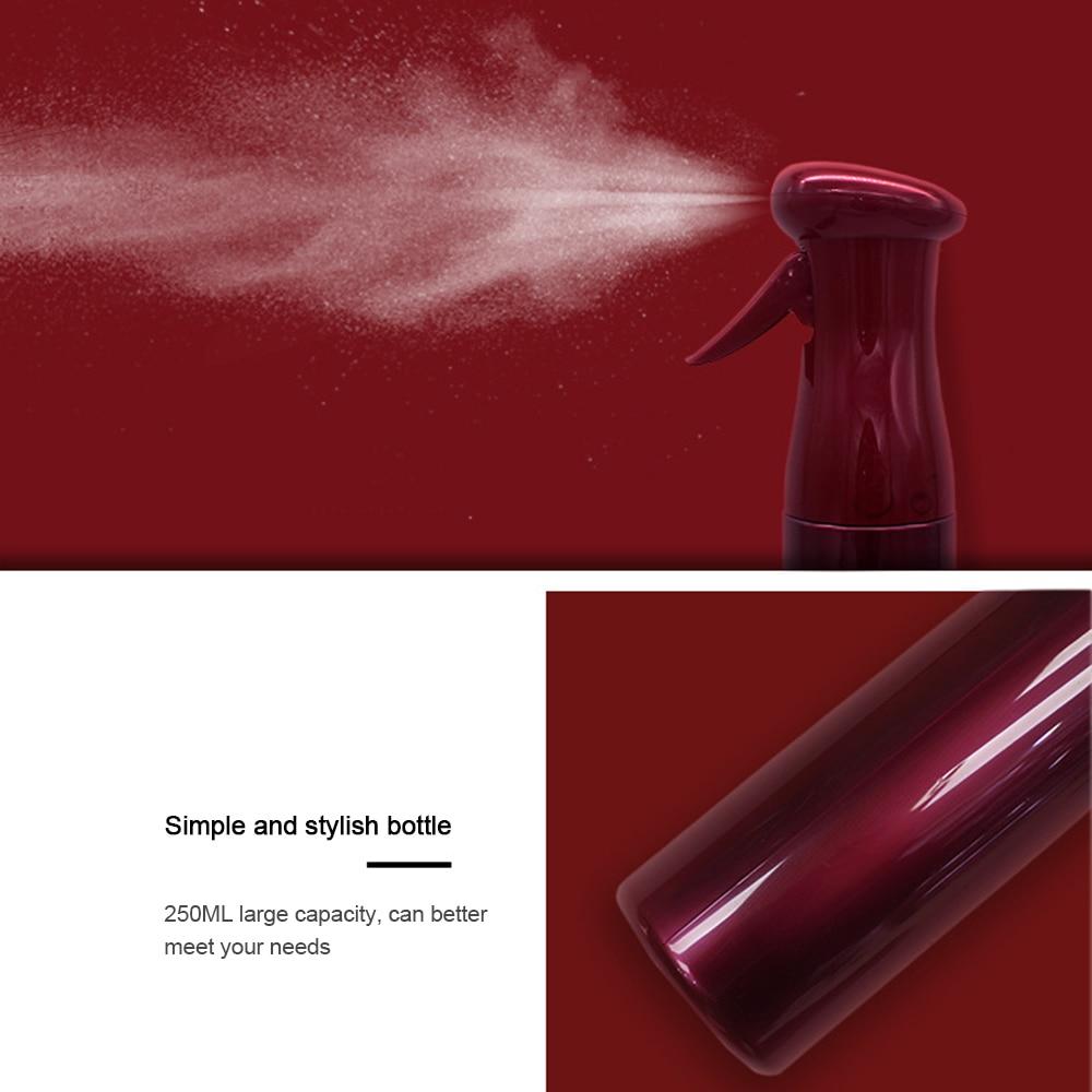 250ml Salon Water Spray Bottle Hair Beauty Hairdressing Fine Mist Water Spray Bottles Barber Flowers Plant Water Sprayer Tool