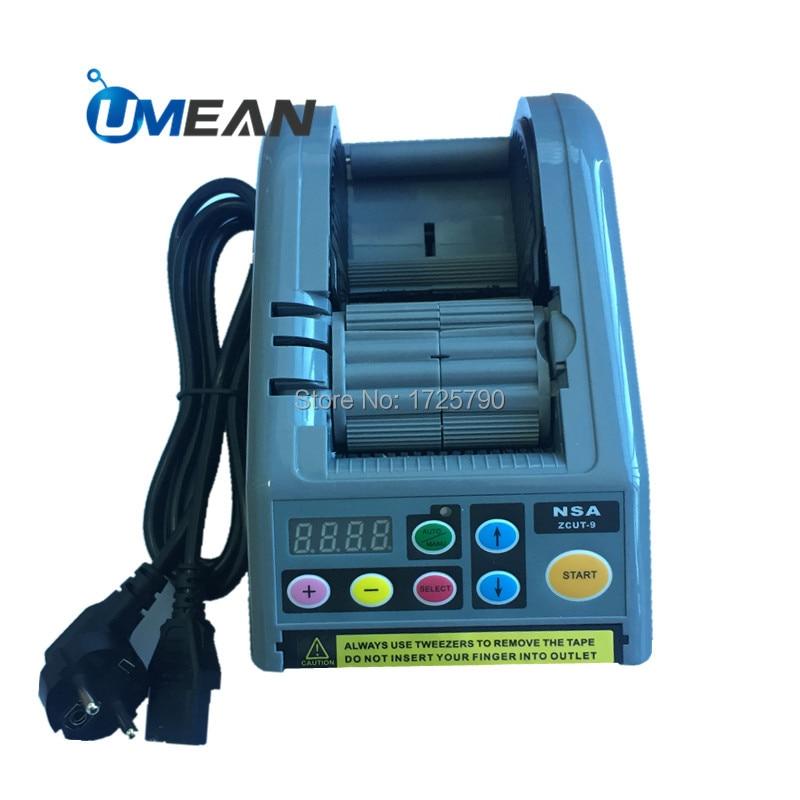 NSA ZCUT 9 Automatic Tape Dispenser ZCUT9 Cutting Machine 6 60mm width 5 999mm length