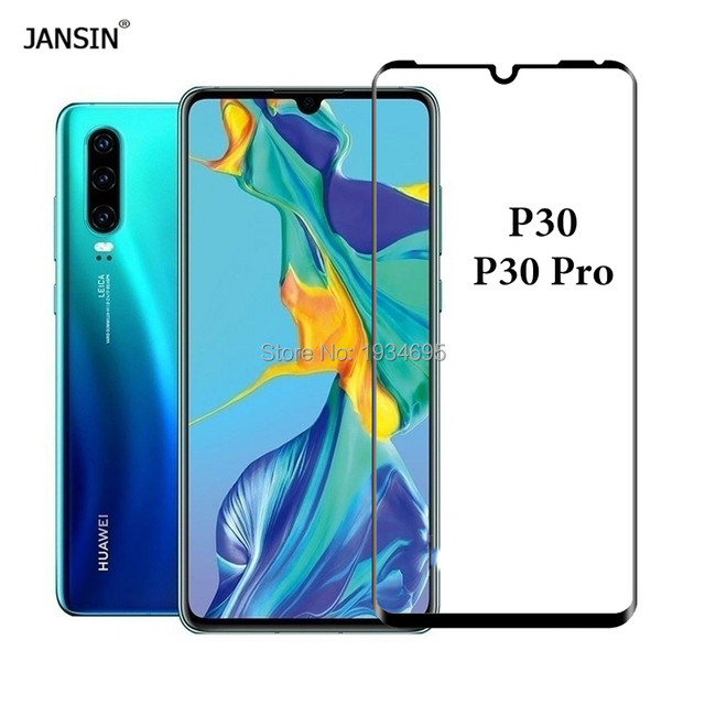 Huawei P30 Pro Screen Protector Tempered Glass For Huawei Mate 20X 20 Pro Huawei P30 P30 Pro 3D Full Cover Protection Glass