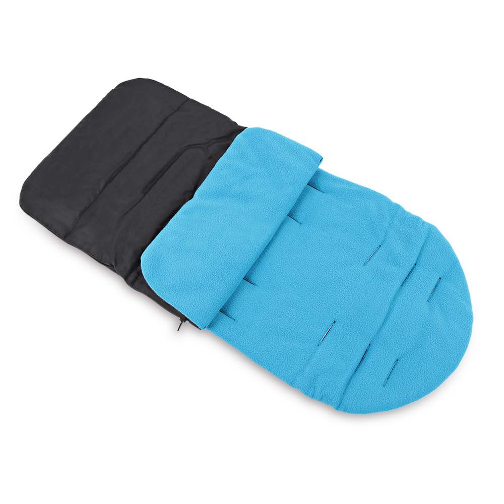 Baby Pushchair Footmuff Warm Toe Cover Winter Windproof Warmth Sleeping Bag Windproof Warm Thermal Lining Baby Socks 2019 New Fashion Style Online Mother & Kids