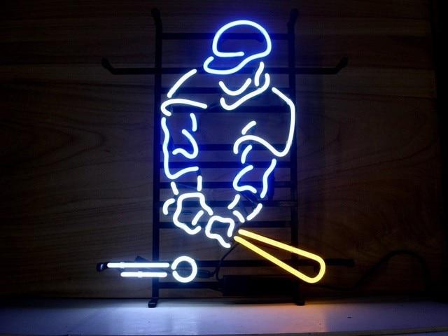 Baseball Sport Neon Light Sign