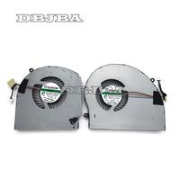Fan For Dell Alienware 17 R4 R5 ALW17C CPU + GPU FAN MG75090V1 C060 S9A MG75090V1 C070 S9A cooling fan