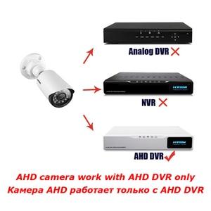 Image 5 - H. Görüş 1080P AHD kamera açık güvenlik kamerası Video gözetim kiti Analog kameralar açık gözetim kameraları CCTV kiti