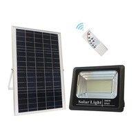 10pcs 10w 60w 100w Outdoor Reflector Remote Control Solar Power Led Floodlight Panels For Garden Flood Light Spotlight Bouwlamp