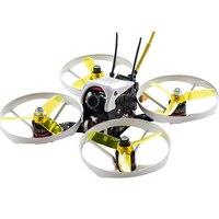 TransTEC KOBE 140mm Wheelbase FPV Mini RC Racing Drone with 1306A 3300KV Motor BLS 15A ESC F3 Flight Control Camera VTX