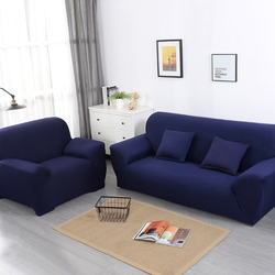Sofa cover Pure color 1/2/3/4seat elastic universal sofa set  covers style sofa sofa covers spandex Multicolor optional