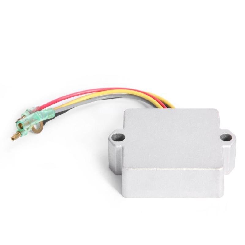Mercury Mariner Rectifier Voltage Regulator 6 Wire Replaces 18-5743 194-5279