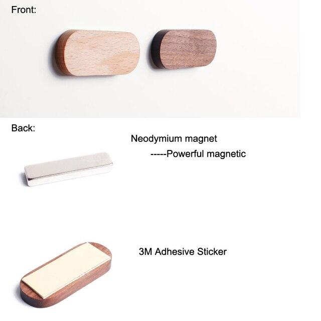 Wall Wood Key Holder 2