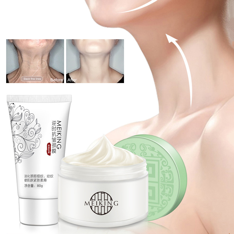 New 100g Neck Cream Moisturizing Neck Lift Anti Wrinkle Neck Mask Whitening Skin Tightening Cream Firming Skin Care TSLM2