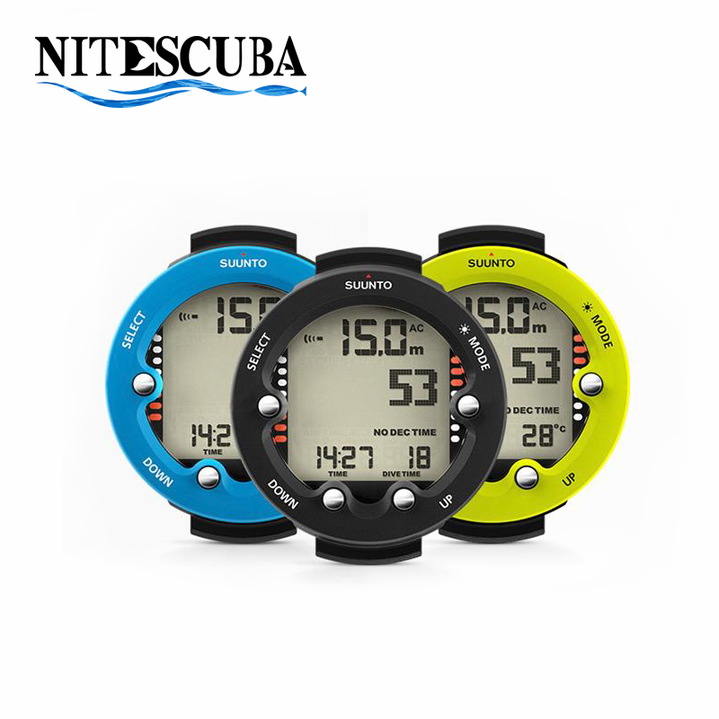 NiteScuba Underwater Photography Accessory SUUNTO ZOOP NOVO Diving Computer Watch Waterproof Men Women Dive Recreational Divers