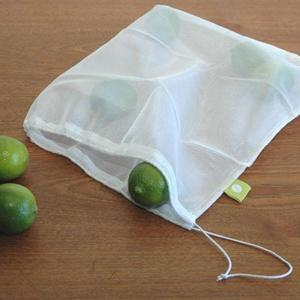 Image 5 - 5 упаковок, многоразовые сетчатые мешки для овощей и фруктов