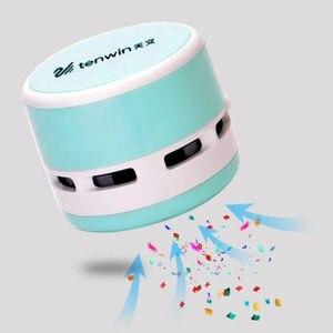 Image 3 - Mini เครื่องดูดฝุ่นโต๊ะฝุ่นบ้านตาราง Sweeper Desktop ทำความสะอาดใหม่