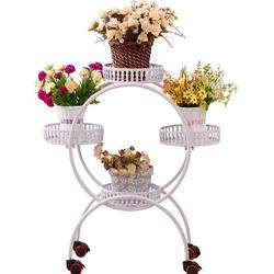 Shirley iron multi vloer vouwen balkon Europese indoor groene bt speciale aanbieding bloem plank woonkamer GRATIS VERZENDING
