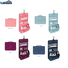 The Portable Cosmetics Bag Hanging cosmetic Organizer For the Bathroom simple shower Toiletry Washing Travel Kit