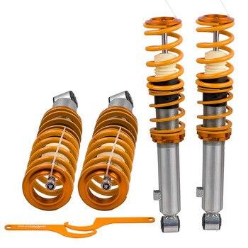 Menurunkan Suspensi Coilovers untuk Mazda Miata MX5 MK1 Na 90-97 Guncangan Peredam untuk MX-5 Miata 1.6 1.8 NA6C NA8C NB8C Musim Semi