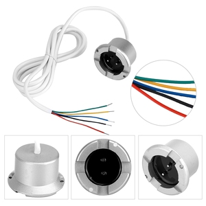 Image 3 - Machine Room Isolated Wired Water Leak Flood Alarm Sensor Detector 12V