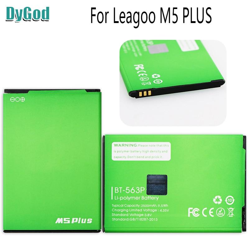 Bateria reemplazo BT-563P 2500 mAh para Leagoo M5 Plus Accesorios para móviles y PDAs