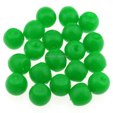 Gresorth 20 PCS Green Fake MINI Plastic Cherry Artificial Cherries DIY Decoration Material Accessories