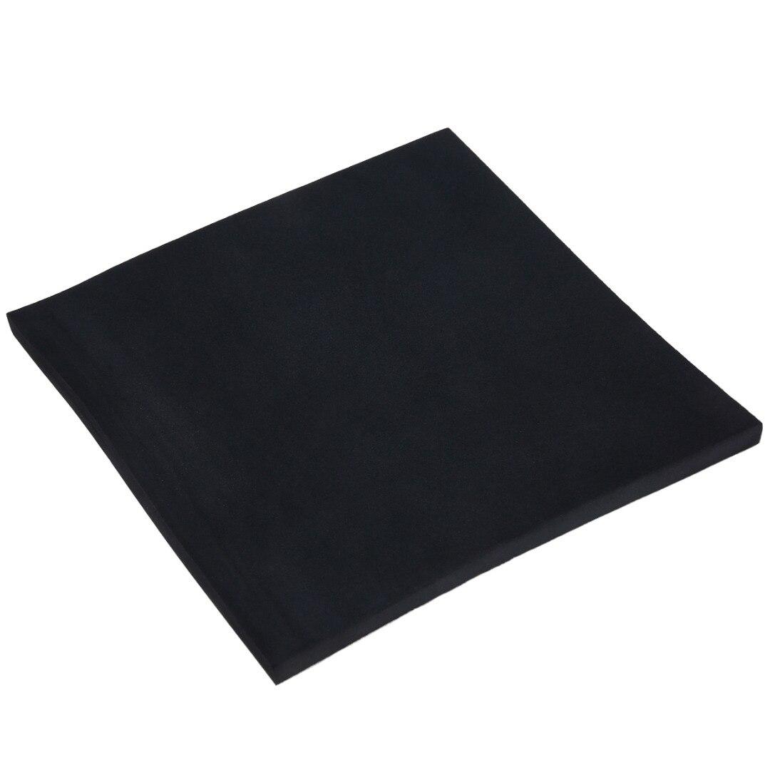 20*20cm 3/5/10 Mm ESD Anti Static High Density Foam Antistatic Insertion Sound-Absorbing Noise Sponge Foams Soundproofing Foam