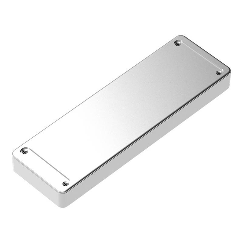 Aluminum Alloy USB 3.1 2.5 HDD Case Gen2 External Hard Disk Box 2.5 SATA SSD Housing Caddy Cover up to 10Gbps Max 4TB