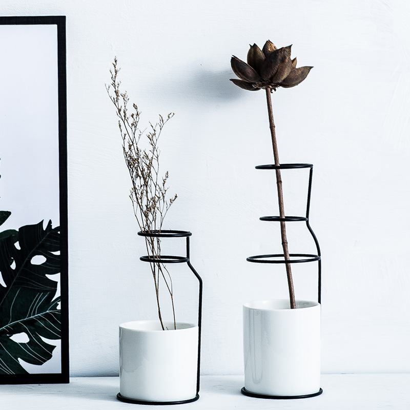 Nordic Decoration Home Art…