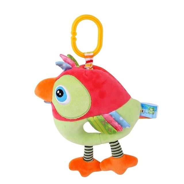 Подвесная музыкальная игрушка Lorelli Toys Попугай