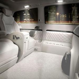 Image 5 - DC 12V Bianco 36 LED Luce Interna Luce del Tetto Caravan Van Sprinter Per Il Transito del Tetto Della Cupola