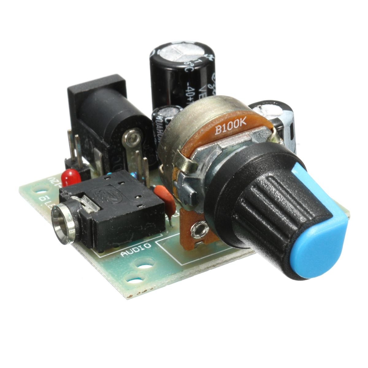 Audio & Video Replacement Parts Hifivv Audio Power Amplifier Board 2.0ch 3w Dc5v Input Moderate Price