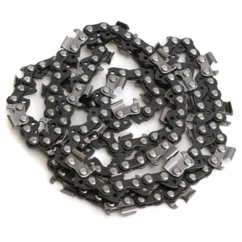 3pcs 18 Inches Chainsaw Saw Chains Metal 72 Drive Links 325 Pitch Gauge 0.05