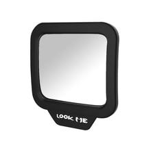 Универсальный 270 градусов заднего сиденья вид интерьера просмотра Зеркало заднего вида Регулируемый Backseats безопасности детей зеркала с присоской