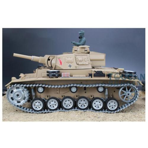 US Stock Henglong 6.0 New Metal T72 Main Battle Tank RTR RC 3939 1//16 Scale