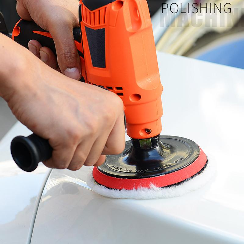 220V 980W 6-speed Adjustable Car Polisher Waxing Machine Polishing machine set Car Polisher 50Hz For Scratch Remove Beauty Car220V 980W 6-speed Adjustable Car Polisher Waxing Machine Polishing machine set Car Polisher 50Hz For Scratch Remove Beauty Car