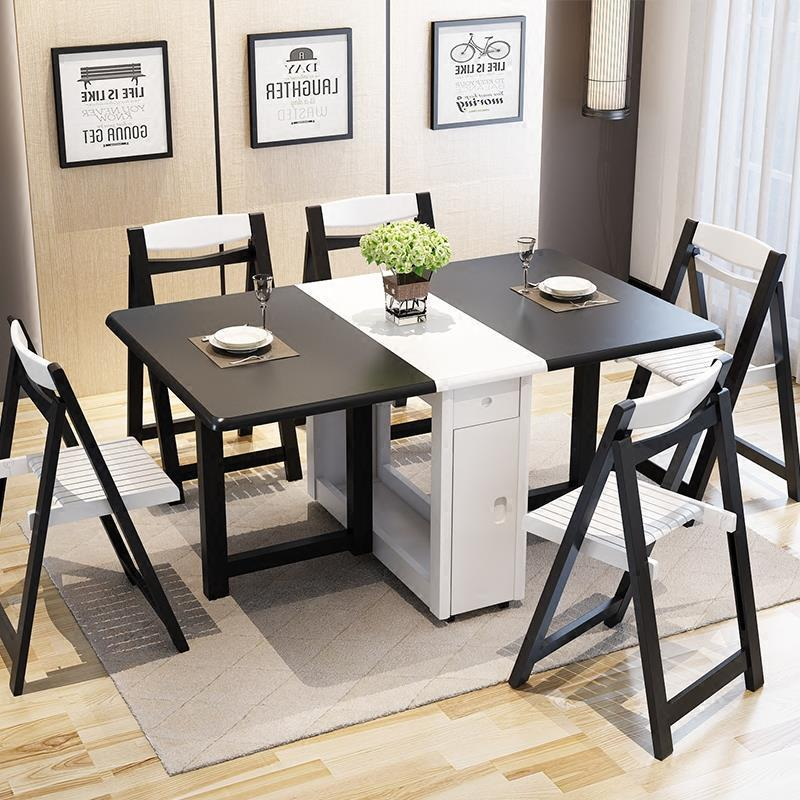 Room Tavolo Da Pranzo Set Dinning Escrivaninha Tafel Oro Eettafel Meja Makan Retro Desk Mesa Plegable Folding Dining Table in Dining Tables from Furniture