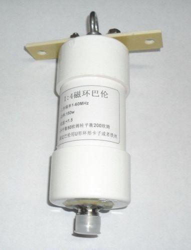 Balun1:4 1 56Mhz Verhouding 150W Balun Voor Hf Amateur Dipool Kortegolf Antenne Ontvanger Ham Radio