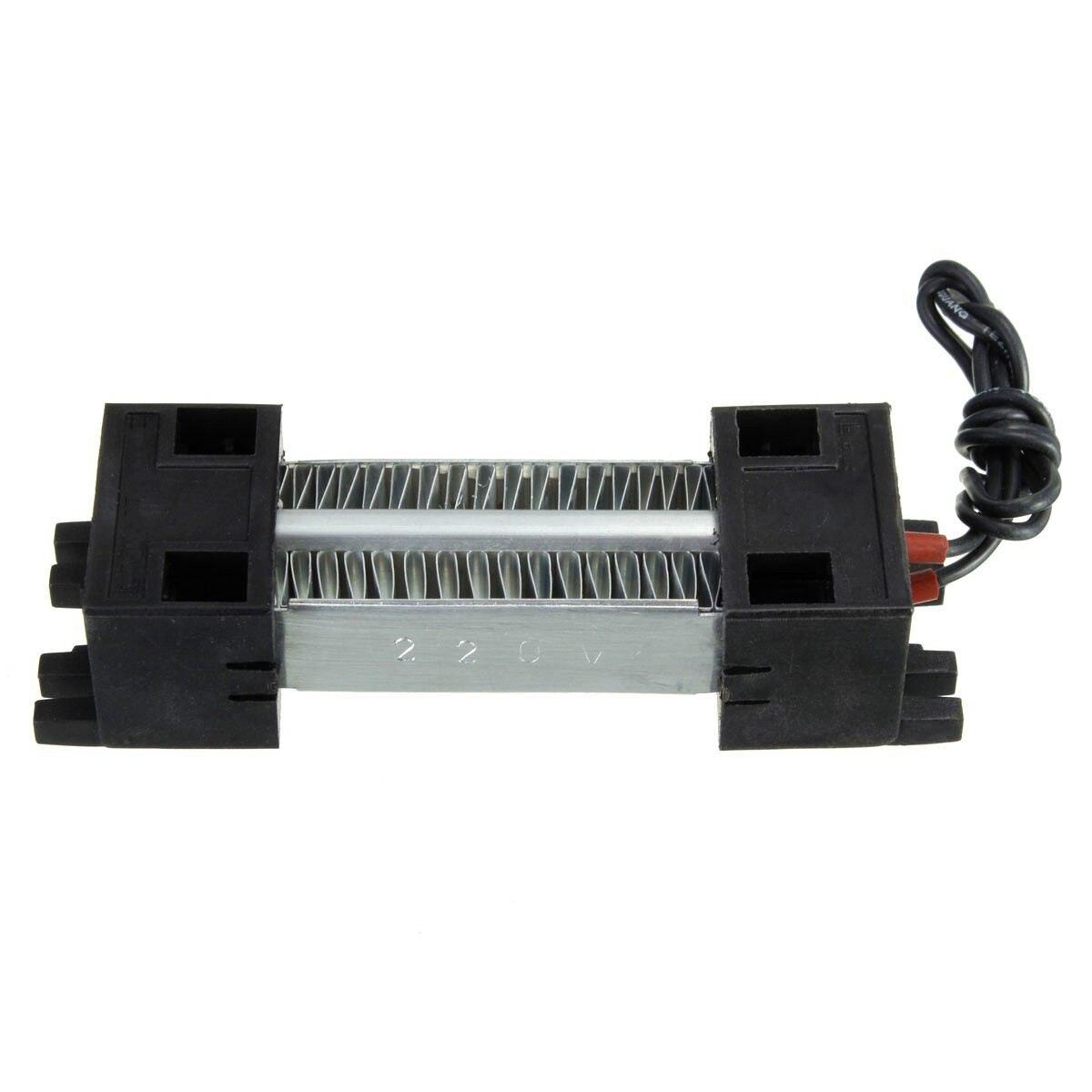 Электрический нагреватель 100 Вт 220 В изолированный PTC керамический воздушный нагреватель PTC нагревательные элементы тепловое излучение воз...