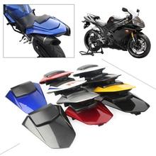 купить YZF R1 2007-2008 Rear Pillion Passenger Cowl Seat Back Cover GZYF Motorcycle Spare Parts For Yamaha 2007 2008 ABS plastic по цене 1650.61 рублей