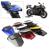 YZF R1 2007 2008 Rear Pillion Passenger Cowl Seat Back Cover GZYF Motorcycle Spare Parts For Yamaha 2007 2008 ABS plastic