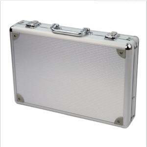 Image 3 - 24 Grid Aluminum Suitcase Case Display Storage Box Watch Storage Box Case Watch Bracket Clock Watch Clock Box