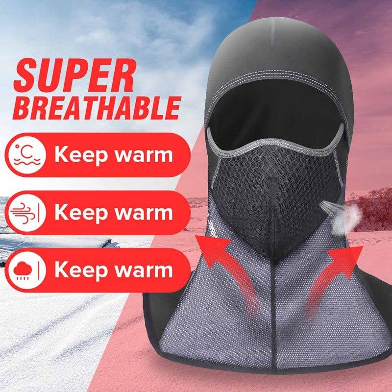 inverno motocicleta chapelaria cabeca wear quente esqui moto ciclismo mascara protetora capacete bone a prova de